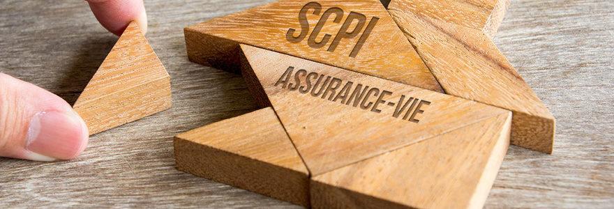 SCPI en assurance vie